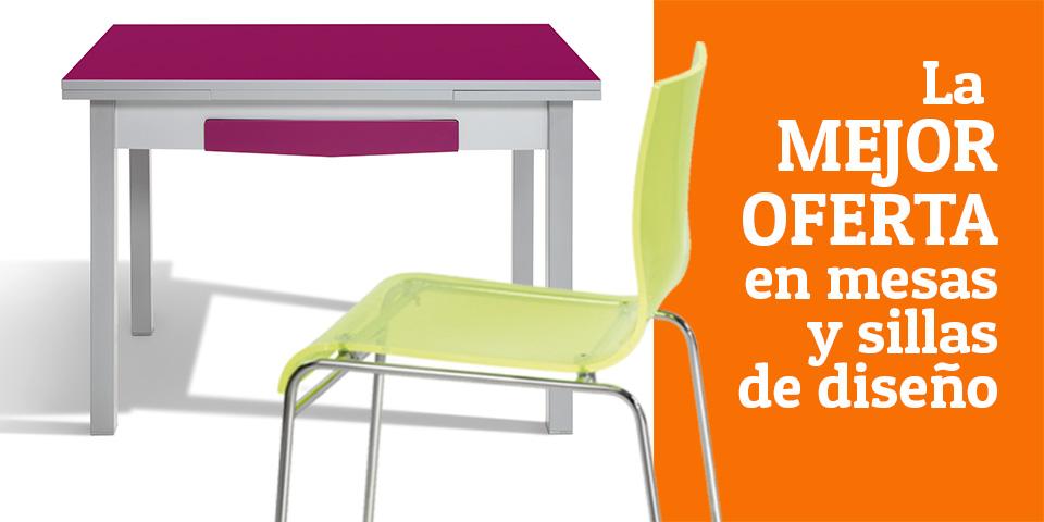 Preview for Mesas y sillas diseno