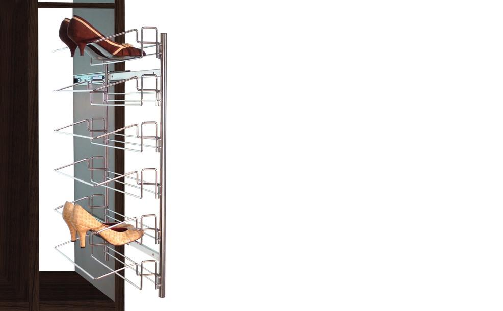 Frentes de armario e interiores de armario en ch for Zapatero interior armario