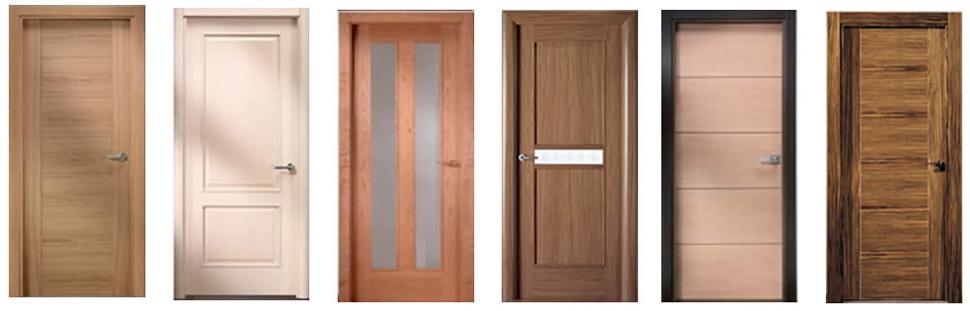 Puertas modernas for Fotos de puertas principales