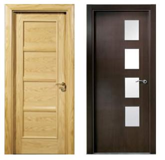 Puertas modernas for Puertas de entrada para casas modernas
