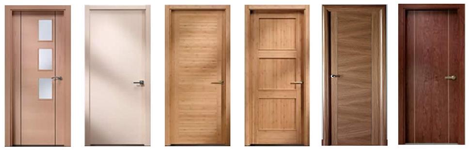 Puertas modernas - Medidas de puertas de interior ...