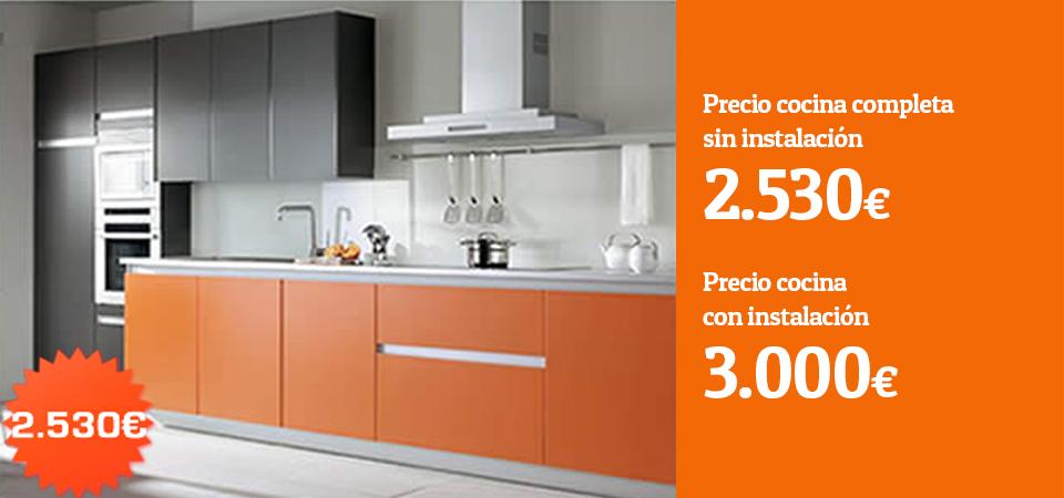 cocinas de diseño trabajos realizados ofertas ofertas en cocinas