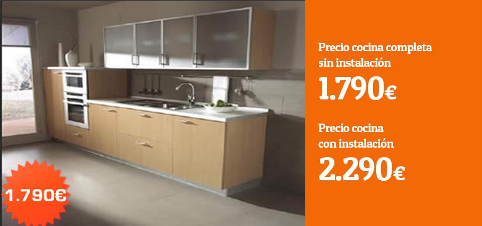 ofertas en cocina cocina completa muebles de cocina
