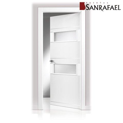 Puertas lacadas en blanco precios lacamos nuestras - Puertas lacadas en blanco roto ...
