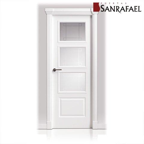 Puertas lacadas en diferentes colores ch decoracion madrid - Puertas lacadas en madrid ...