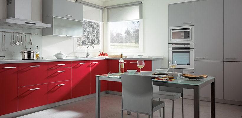 Cocinas de dise o y cocinas a medida for Diseno cocinas en u