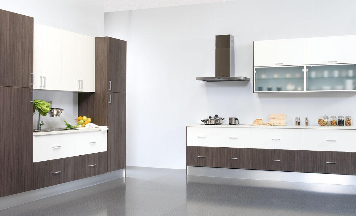 Cocinas de dise o y cocinas a medida for Diseno de cocinas madrid