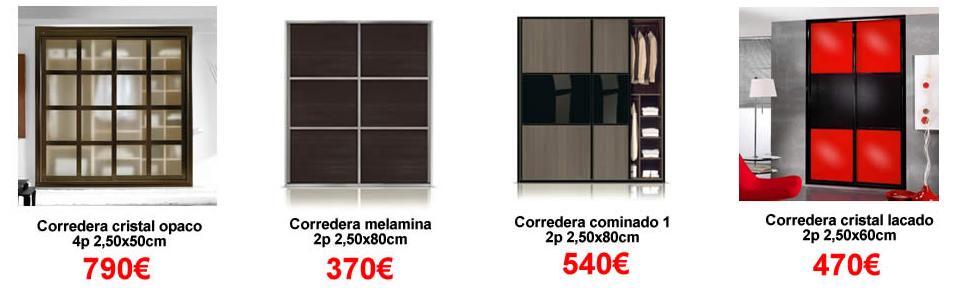 Ofertas de armarios en ch decora - Armarios a medida precios ...
