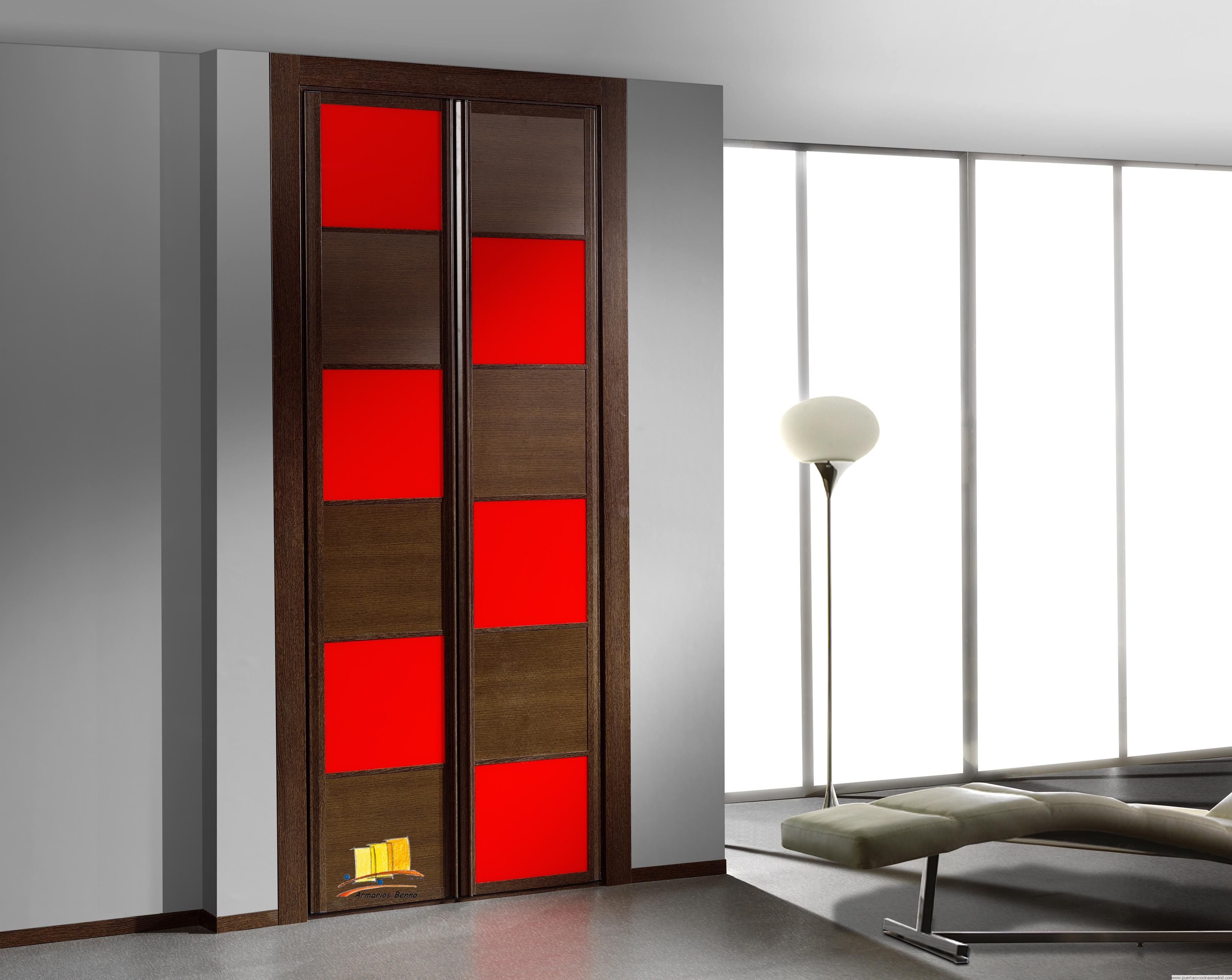 Armarios interior madrid armarios baratos comprar armarios for Puertas modernas interior precios