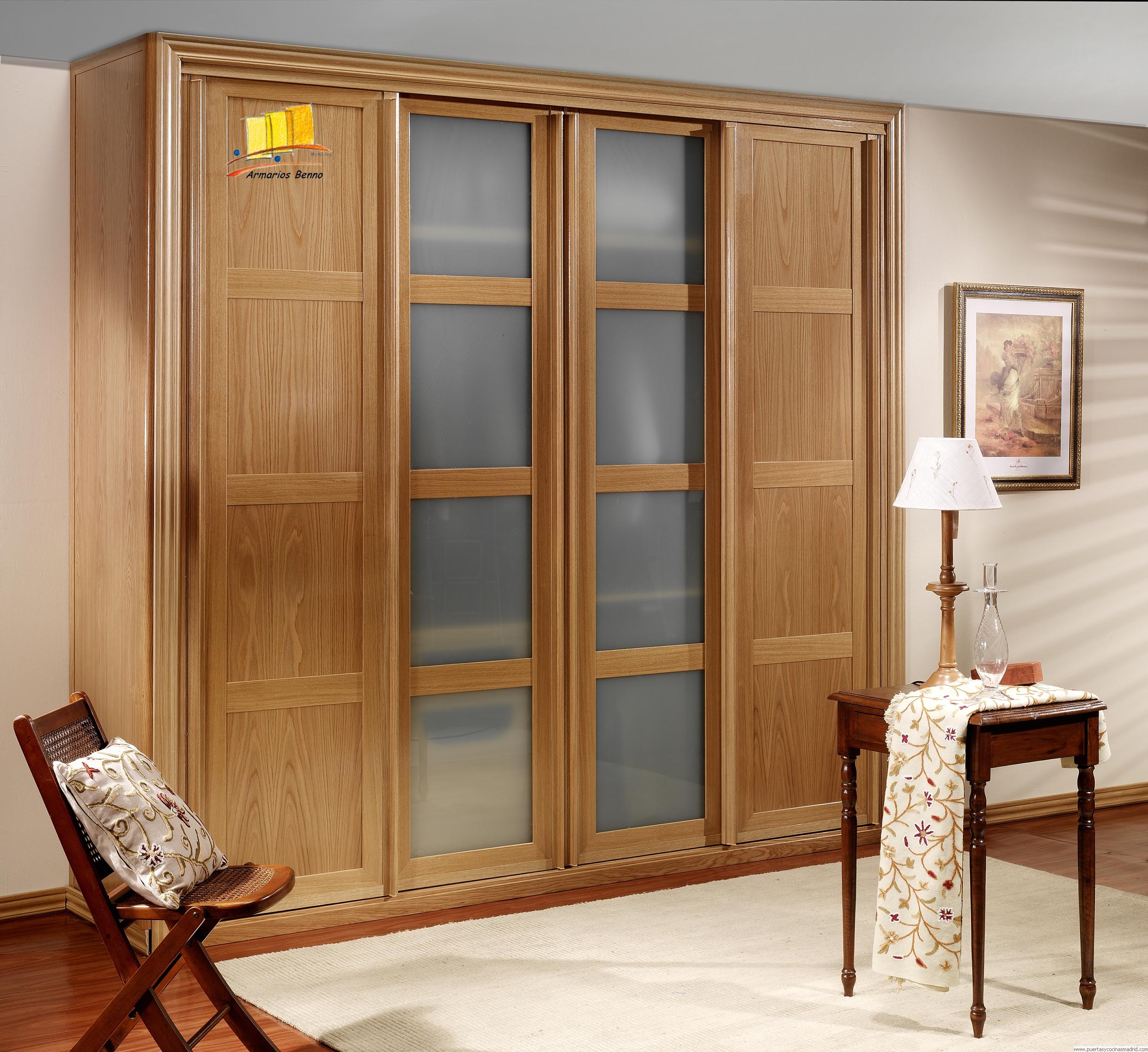 Comprar armarios baratos madrid exposici n armarios modernos - Precio puertas correderas armario ...