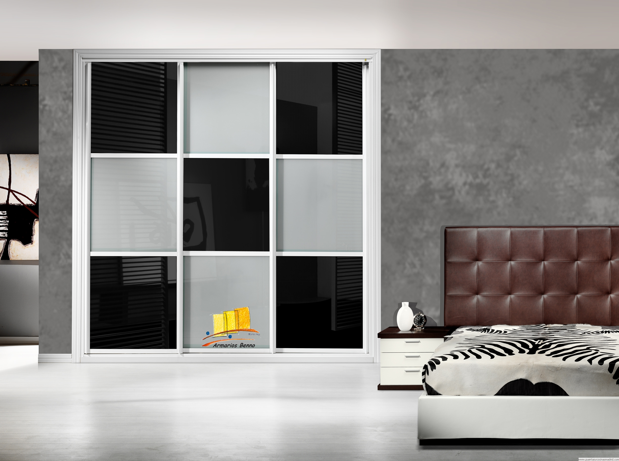 Armarios en madrid cool with armarios en madrid armario for Puertas correderas madrid