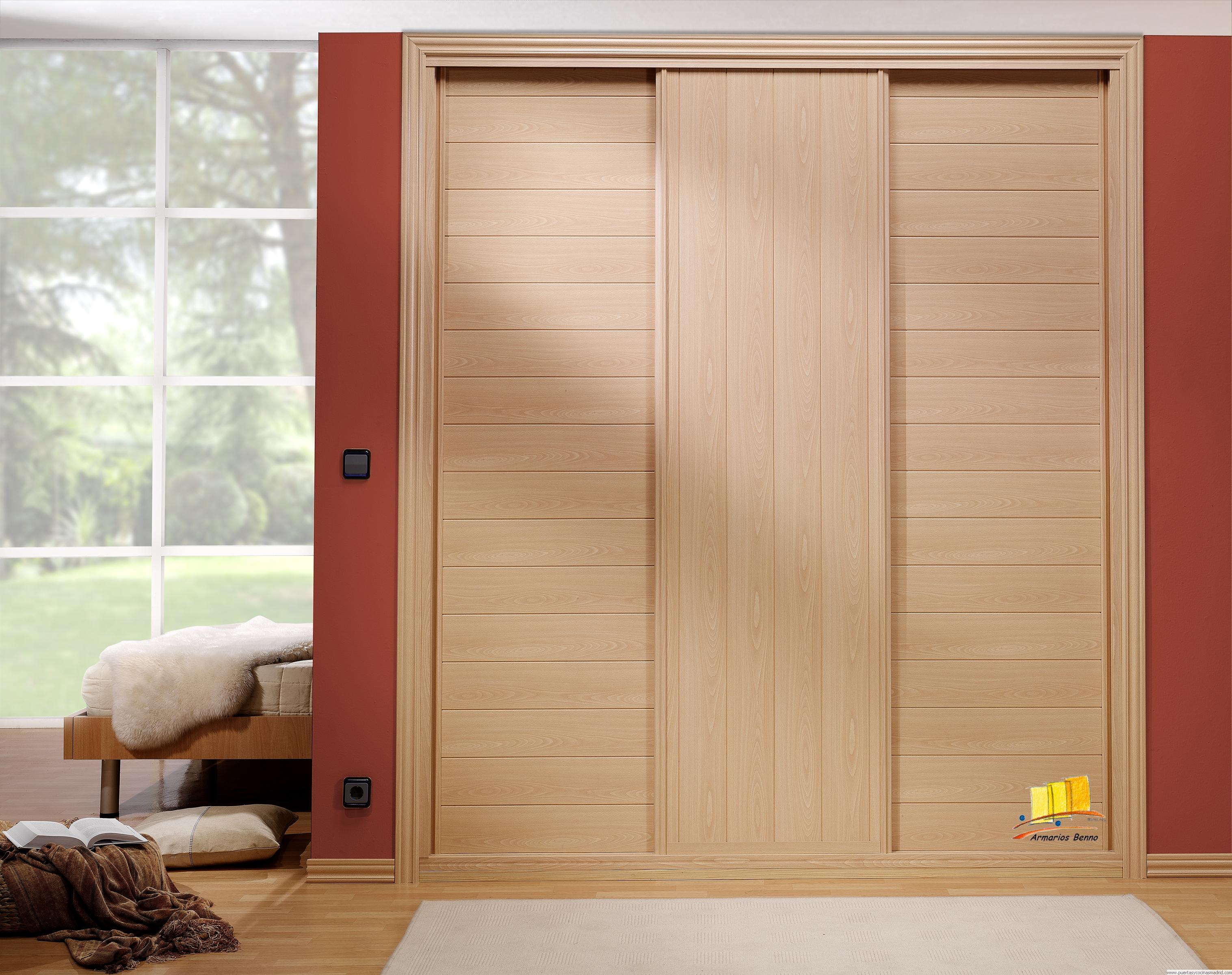 Frentes de armario baratos stunning cool interiores - Armarios empotrados en valladolid ...