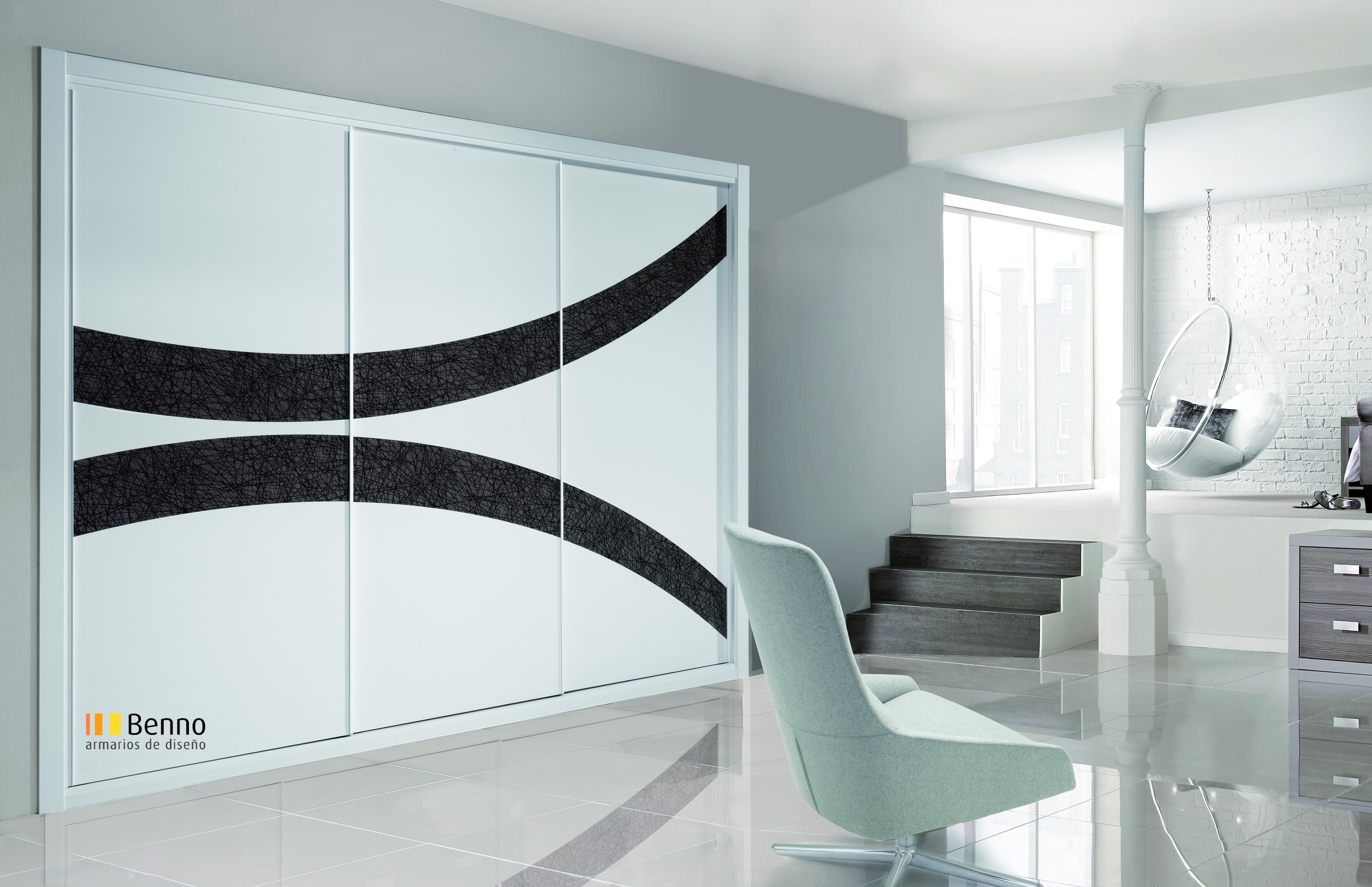 Comprar armarios baratos madrid exposici n armarios modernos for Puertas correderas de cristal para armarios