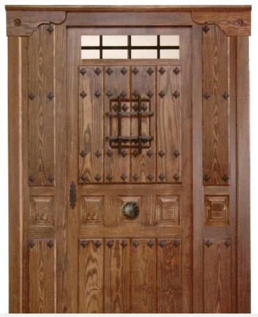 Puertas r sticas puertas y cocinas madridpuertas y - Puertas rusticas interior ...